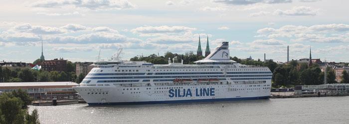 Stockholm Mariehamn
