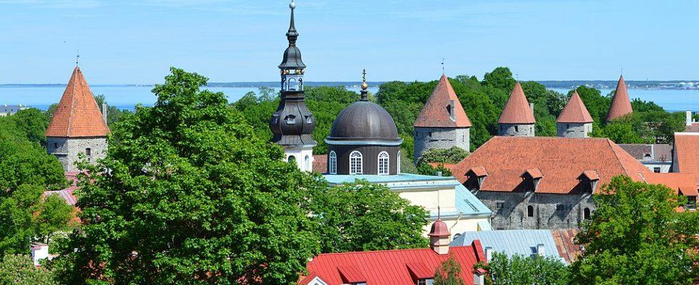 Färja till Estland